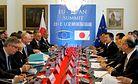 A Japan - EU Free Trade Deal?