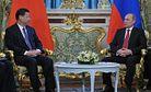 Xi Jinping's Visit to Russia