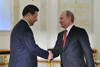 A Russia-China Alliance Brewing?