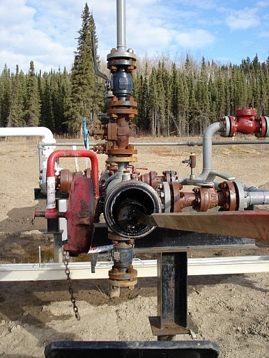 Getting Canadian Gas to Asian Markets