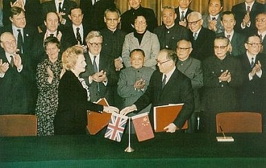 China's Thatcher Moment?