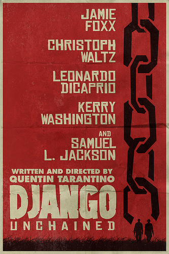 Django Unchained  (Again) With Cuts in China