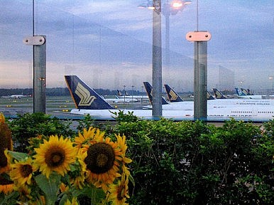 Singapore's Changi Named World's Best Airport...Again