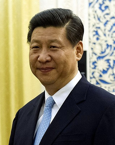 Xi Jinping's Great Society