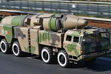 China Secretly Sold Saudi Arabia DF-21 Missiles With CIA Approval