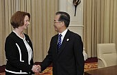Australia's Julia Gillard: China Bound