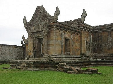 Thailand Bans Film on Preah Vihear (Updated)
