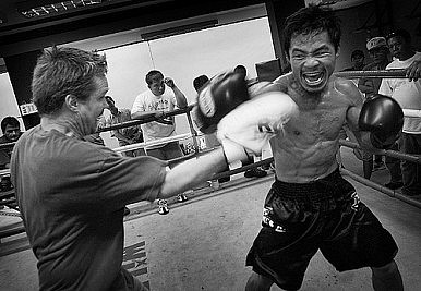 Boxer Manny Pacquiao to Fight Next in Asia