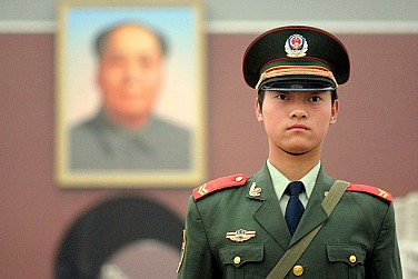 China to Embrace New 'Active Defense' Strategy