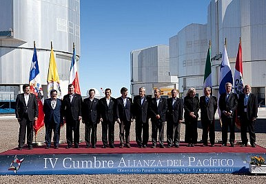 The Pacific Alliance: The Americas' Bridge to Asia?