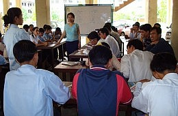 Learning Chinese on the Rise in Cambodia