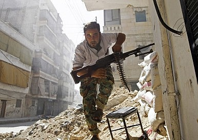 Syria, Chemical Weapons and the Burden of Proof