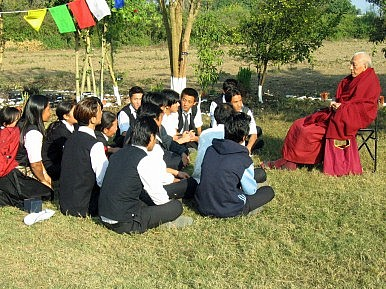 Educating Tibet: Government in Exile to Oversee All Schools in India