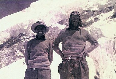 The Sherpa: Buddhist Herders and Guides of the Himalayas
