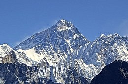 Climbing Mt. Everest: Dangers on the Roof of the World
