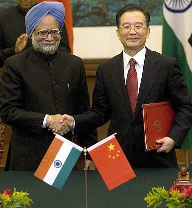 Can India and China Shake Hands Across the Himalayas?