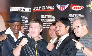 Manny Pacquiao, Brandon Rios to Fight in Macau this November