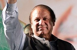 Despite Protests, Pakistan's Sharif Remains Popular