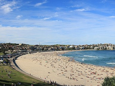 Bondi Beach Makeover: Just in Time for Chinese Tourists