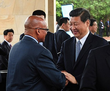 China's Leaders Abroad; What the First Visits Tell Us