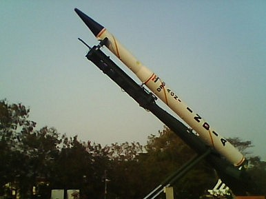 India's Agni-V ICBM to Carry Multiple Nuclear Warheads