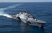 U.S. Chief of Naval Operations: 11 Littoral Combat Ships to Asia by 2022