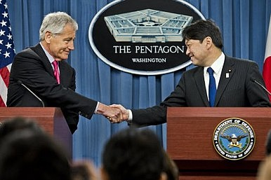U.S. and China Trade Barbs On East China Sea