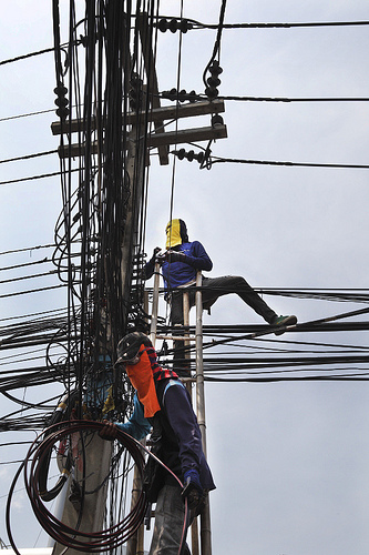 Blackouts in Southeast Asia Hatch Political Conspiracy Theories