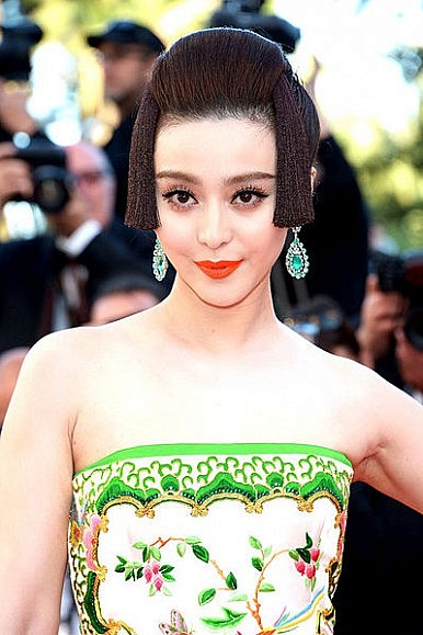 Fan Bingbing: The Hollywood Reporter's International Artist of the Year