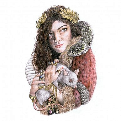 """NZ Music Sensation, Lorde, Releases First Music Video For """"Royals"""""""
