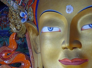 Buddhism Today, East and West