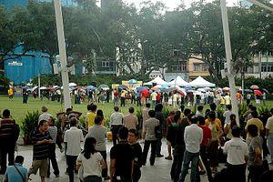 Malaysian Solidarity in Singapore