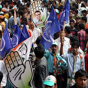 Congress Party Sweeps BJP in Karnataka Elections