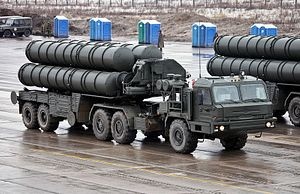 Russia Delivers 1st S-400 Missile Defense Regiment to China