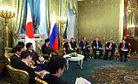 Does Putin Have a Kuril Islands Plan?