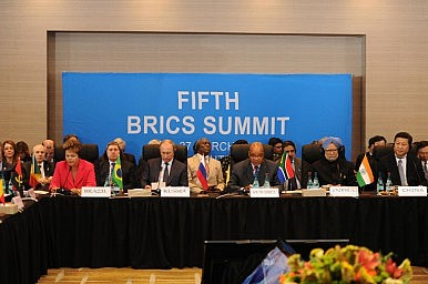 conclusion brics bank Emerging advantage  the central bank has cut its key interest rate in a continued effort to stimulate the domestic economy, has stepped up intervention in the.
