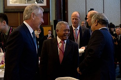 Shangri-La Dialogue: Hints of Stormy Weather Ahead