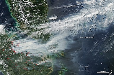 Singapore Haze: Discontent Rises