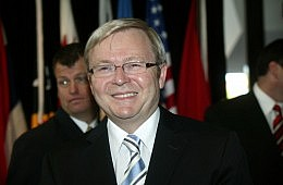 Australian PM Julia Gillard Ousted, Kevin Rudd Back