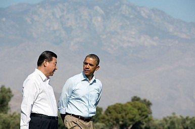 US Lobbied China For Greater Middle East Cooperation