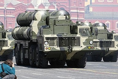 Russia to Deliver S-300 Air Defense to Syria