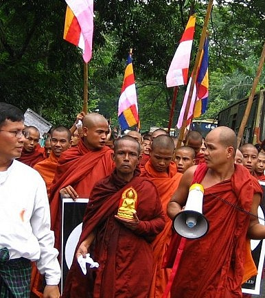 "Ashin Wirathu: The Monk Behind Burma's ""Buddhist Terror"""