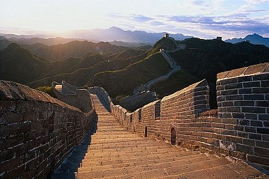 Great Wall of China: Fortified Symbol of a Nation's Ancient Past