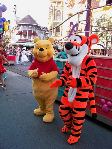 Oh, Bother: Winnie the Pooh and Tigger Targeted by Chinese Censors