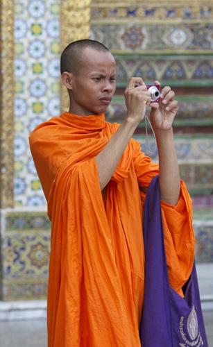 Thai Monks Living Large: Private Jets and Bling