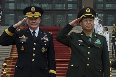 No, Mil-to-Mil Ties Can't Make the US & China Play Nice