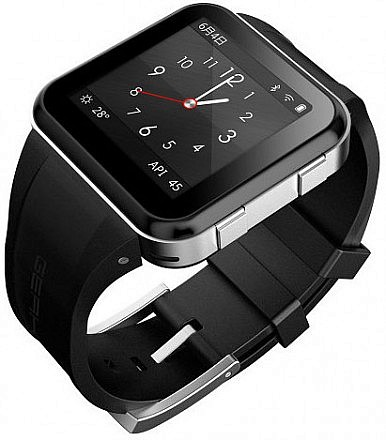 Android Smartwatch and Smart Ring: Geek Fashion From China's GEAK