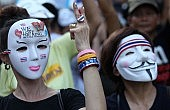 Behind the Mask: Thailand's Latest Political Movement Takes to the Streets