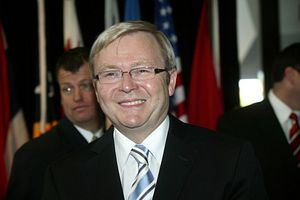 Australian PM Julia Gillard Ousted, Kevin Rudd Back