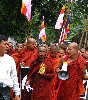 "Ashin Wirathu: The Monk Behind Burma's ""Buddhist Terror"""